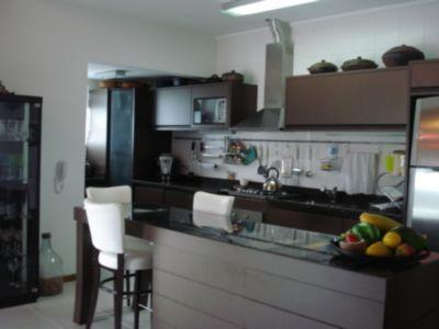 Cozinha completa -Máq. de lavar roupa, louça, estufa, forno, fogão, adega, freezer, microondas.